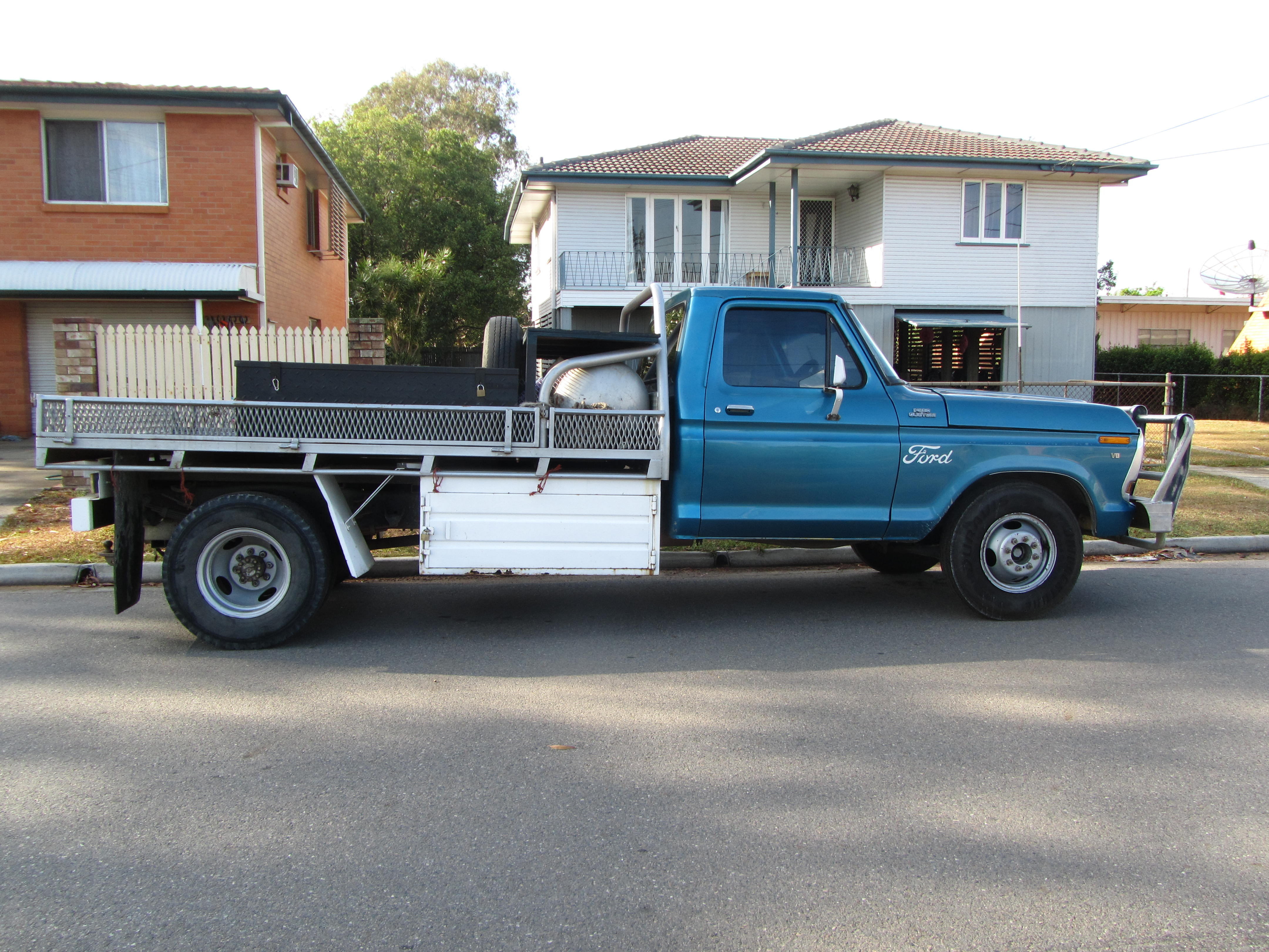 Ford f 350 1976 apps directories